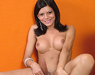 shemale glamour nude aline fontinelli