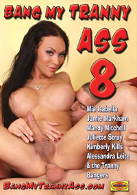 Mia Isabella in Bang My Tranny Ass 8