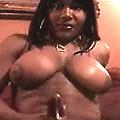 black american shemale star big dick bitch aka TS Madison