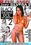 Tgirl pornstar Paris Pirelli in Black Shemale Idol - The Auditions 2