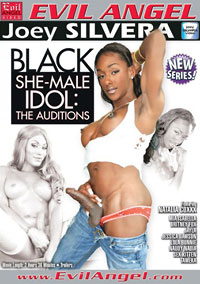 natalia coxxx in black shemale idol - the audition