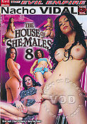 busty shemale porn star isabelly ferraz in nacho vidal's house of shemales 8