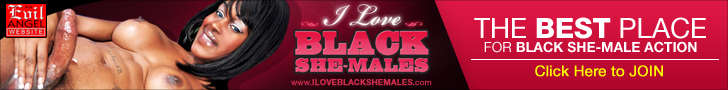i love black shemales