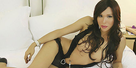 sexy asian ladyboy lady lorin from the philippenes posing