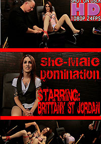 brittany st. jordan in shemale domination