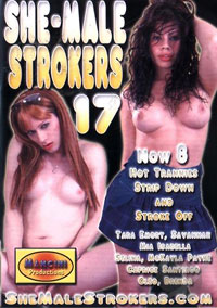 TS star Tara Emory in Shemale Strokers 17