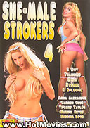 Transsexual legend Anna Alexandre in Shemale Strokers 4