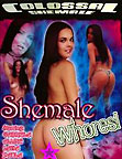 Aline Ganzerolli in Shemale Whores