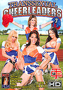 Shemale pornstar Sunshyne Monroe in Transsexual Cheerleaders 7