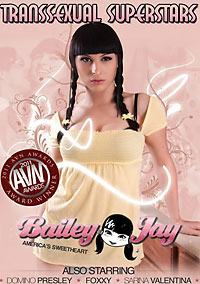 transsexual superstar bailey jay