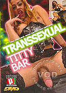 Tranny pornstar Ana Paula Botelho in Transsexual Titty Bar
