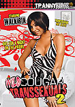 Shemale pornstar Walkyria Drummond in Wild Cougar Transsexuals 2